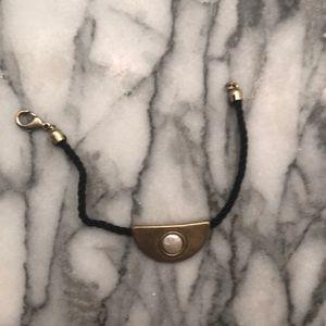 Heavyweight bohemian bracelet